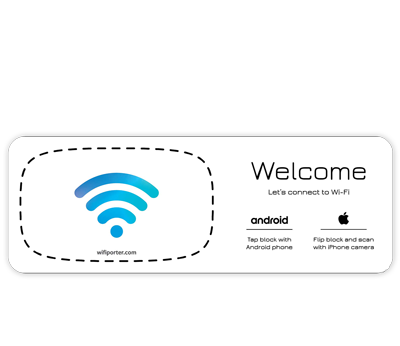 Minimal Instructions for Wifi Porter