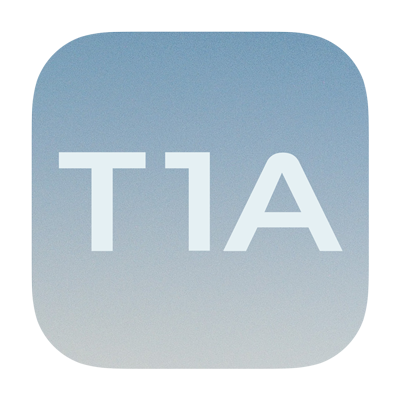 T1Autograph Single License iOS