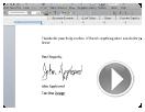 insert signature image to pdf on mac