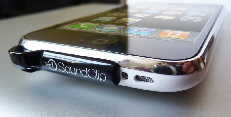 TenOne Design SoundClip for iPhone 3G