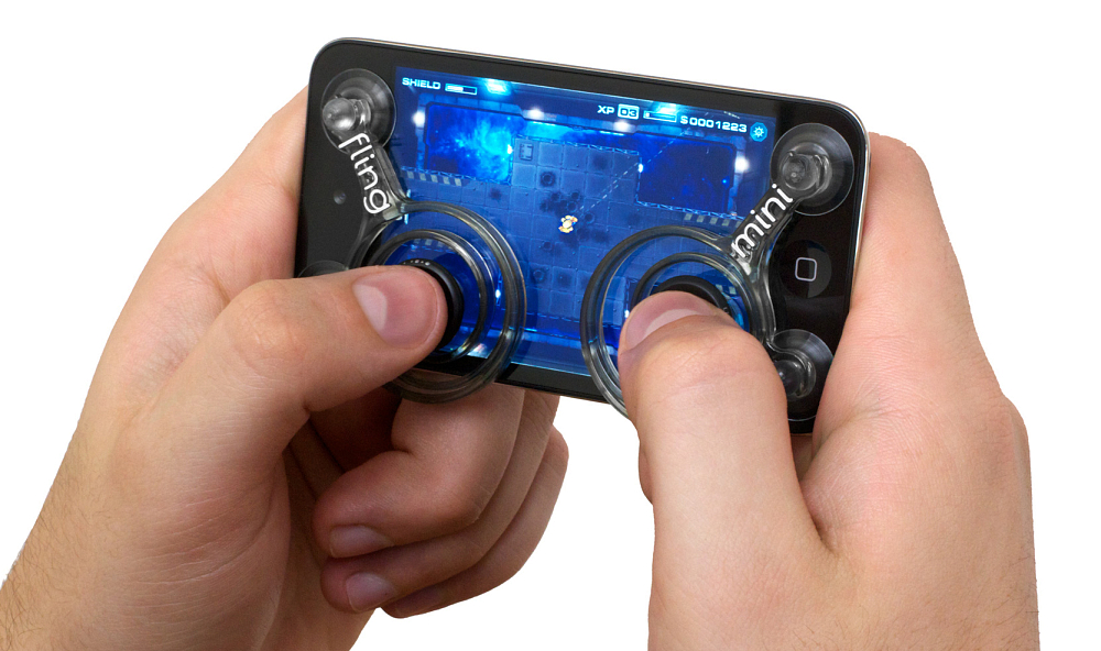 A game controller for your phone