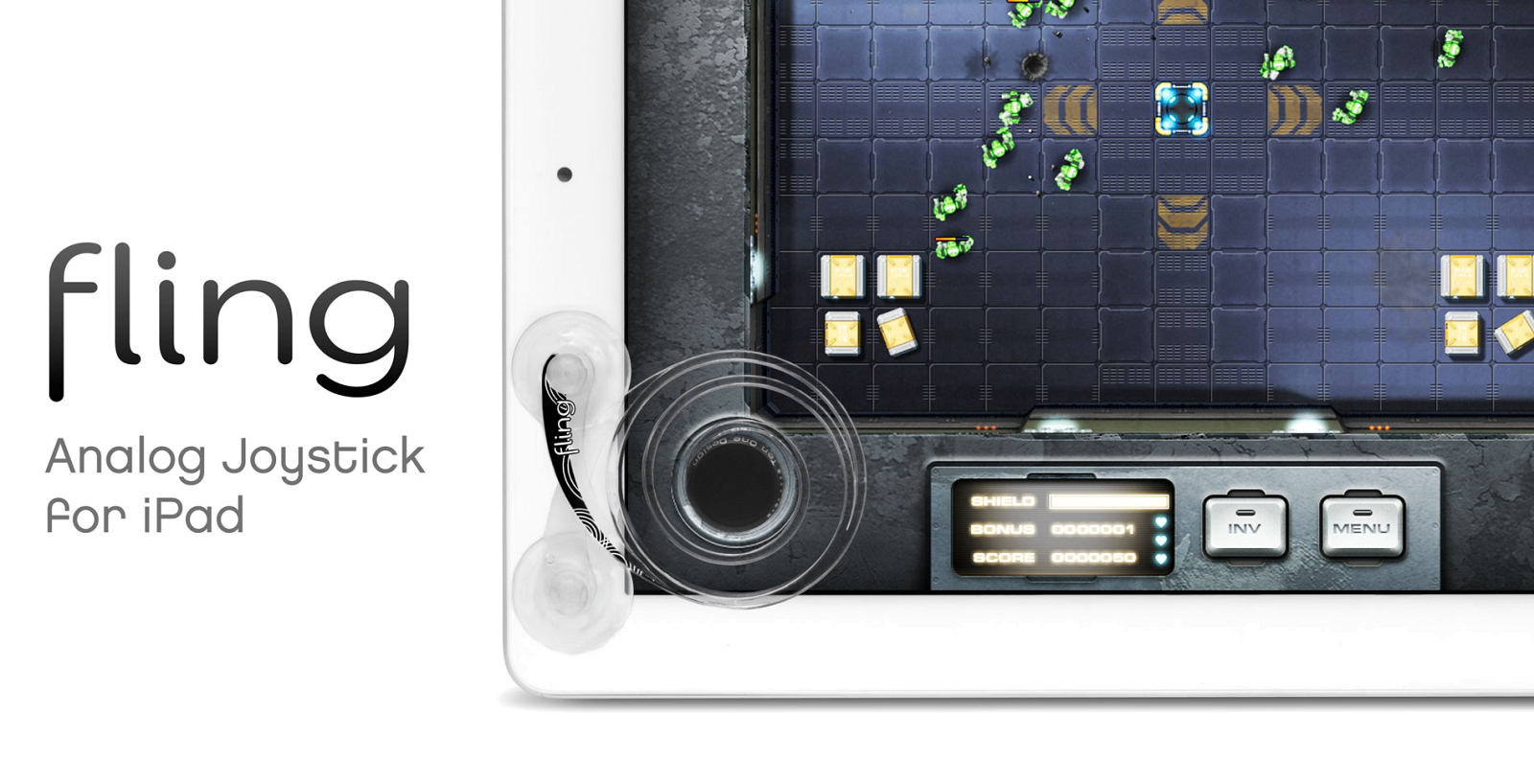 Have A Fling With Your IPad
