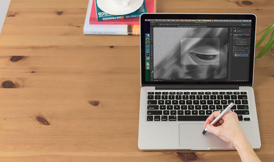 Inklet 2.2.3 Mac 破解版 触控板变成数位画板