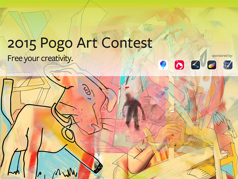 Pogo Art Contest